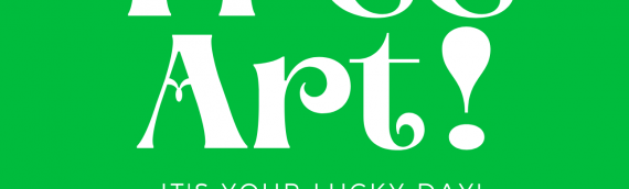 Happy St Paddy's Day – Celebrate with Free Art!
